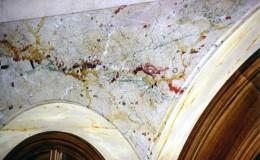 Faux marbre décoration 2