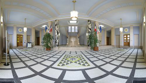 Hall mairie