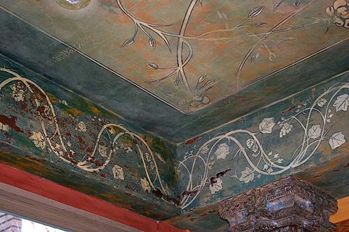 Ornementation plafond