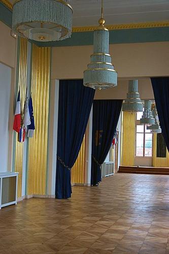 Salle de réception mairie